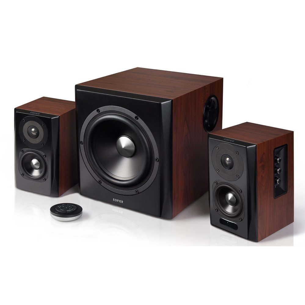 Edifier S350DB 2.1 Active Speaker System with Bluetooth 4.0
